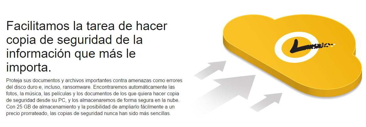 Copia seguridad Antivirus Norton