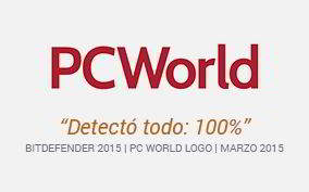 Opinión Bitdefender por PC World